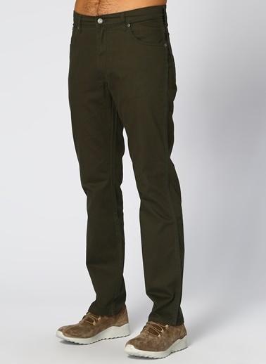 Wrangler Jean Pantolon Yeşil